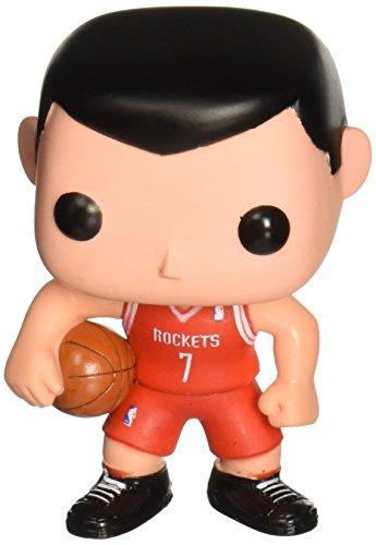 Funko POP NBA Series 2 Jeremy Lin Vinyl Figure (Rockets Uniform) ()