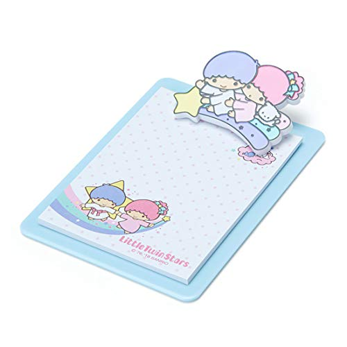 Little Twin Star Sanrio Mini Clipboard with Memo Pad Japan Limited Edition.