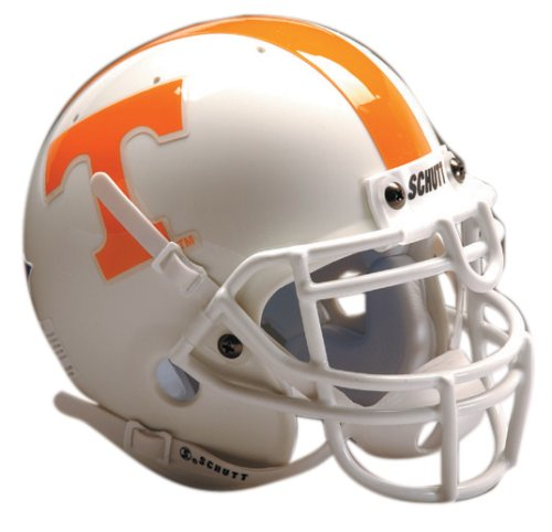 NCAA Tennessee Collectible Mini Football Helmet by Schutt