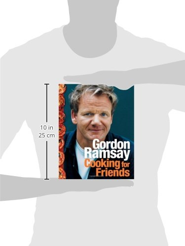 Cooking for friends gordon ramsay 9780061435041 amazon books fandeluxe Gallery