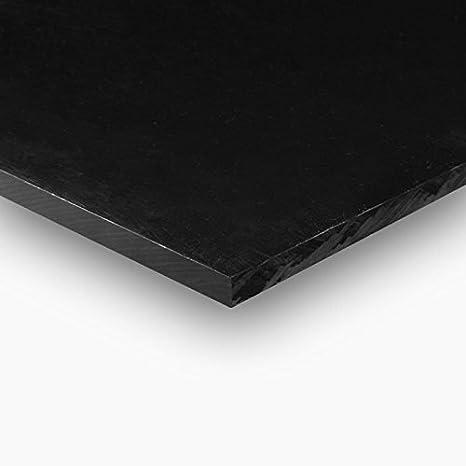 "High Density Polyethylene .750/"" x 12/"" x 12/"" HDPE Natural Plastic Sheet"