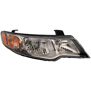 Amazon Com Oe Replacement Kia Forte Passenger Side Headlight Assembly Composite Partslink