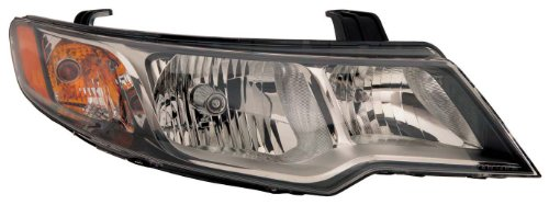 kia forte headlight unit - 4