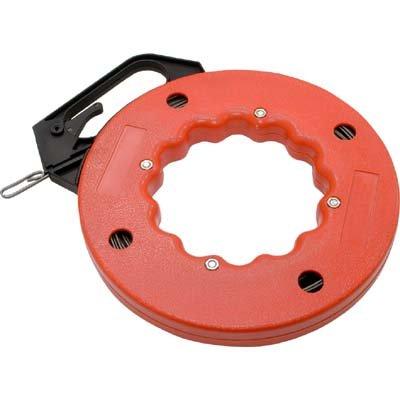 Big Roc FS100 100' Steel Fish Tape (For Pulling Ele/Tel.Wire/Fiber C.S)