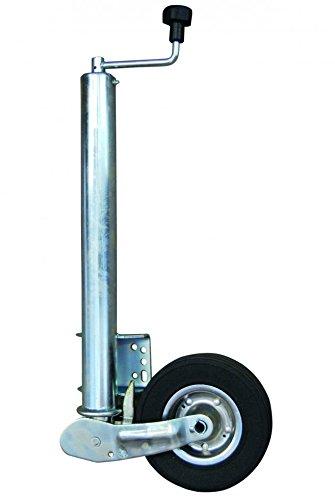 Knott Top Automatik Stü tzrad 400 kg BH 570 mm Rad 225-70 & Schrauben
