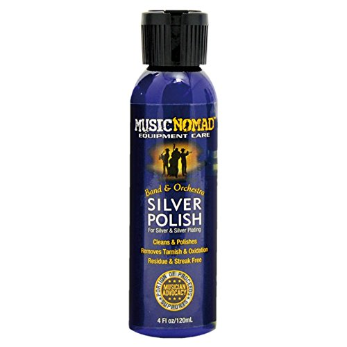 Music Nomad MN701 Silver Polish for Silver and
