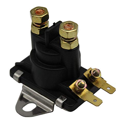 (12V Starter Tilt Trim Pump Relay Solenoid 89-96158 for Mercruiser)