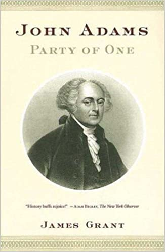 Image result for john adams party of one