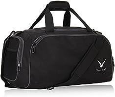 Hynes Eagle Small Gym Bag Sports Duffel Bag Travel Carry on 18 inch