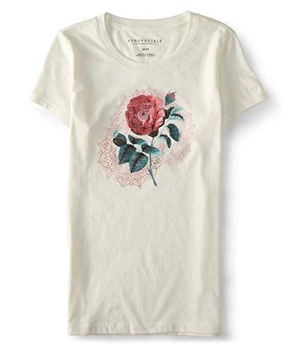 aeropostale-womens-solo-rose-graphic-t-shirt-m-cream