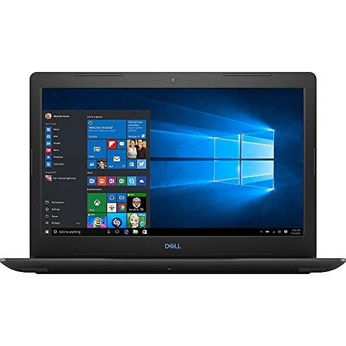 "Dell G3 Gaming Laptop - 15.6"" FHD, 8th Gen Intel i5-8300H CPU, 8GB RAM, 256GB SSD, NVIDIA GTX 1050 4GB VRAM, Black - G3579-5965BLK-PUS"