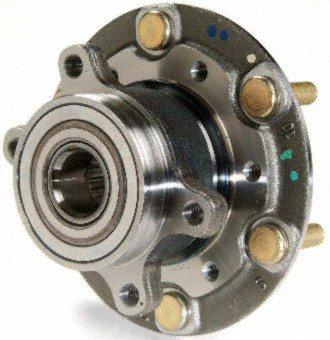BCA Bearings 513166 Wheel Hub Assembly (Bca Assembly Hub Bower)