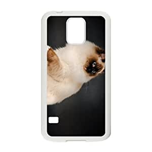 Royal Cat Hight Quality Plastic Case for Samsung Galaxy S5