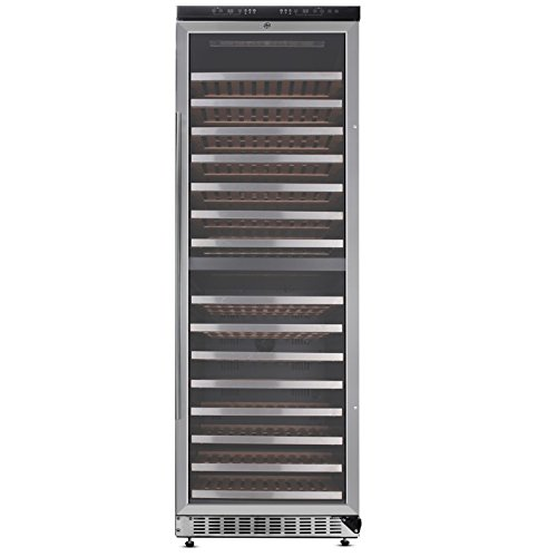 Thor Kitchen 156 Bottles Classic Stainless Wine Cooler by Thor Kitchen