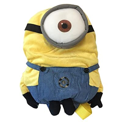 Despicable Me 2 One Eye 14-Inch Plush Backpack