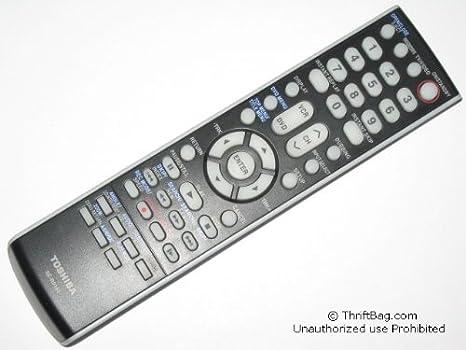 Toshiba d-vr4su vcr vhs dvd combo player recorder dubbing remote.