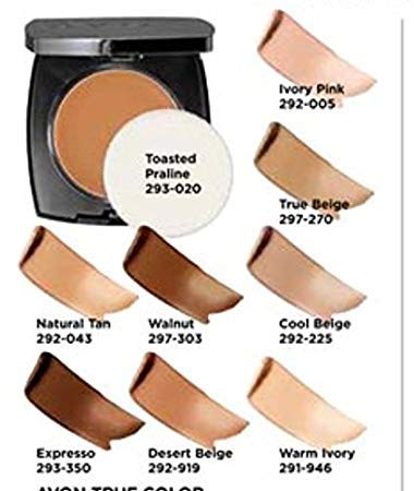 Avon True Color Flawless Cream to Powder Foundation - Limited Edition - Warm Ivory