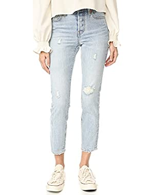 Women's Wedgie Icon Selvedge Jeans
