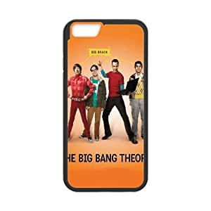 Big Bang Theory Cast iPhone 6 Plus 5.5 Inch Cell Phone Case Black Protect your phone BVS_541415
