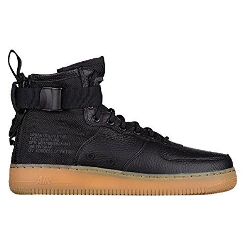 落とし穴で出来ているオーク(ナイキ) Nike メンズ バスケットボール シューズ?靴 SF Air Force 1 Mid '17 [並行輸入品]