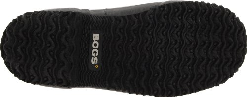 Bogs Mujeres Classic Mid Handles Bota Impermeable Negra