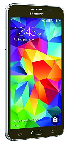 Samsung Galaxy Mega 2 G750a Unlocked GSM 6-inch 4G LTE Smartphone - Black (Certified Refurbished)