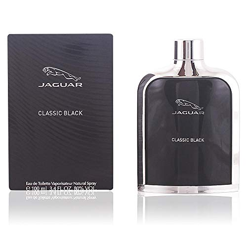 Jaguar Classic Black, 3.40 Ounce - Escape 3.4 Ounce Edp