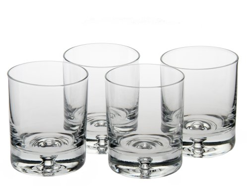 - Ravenscroft Crystal Taylor Double Old Fashioned Glasses (Set of 4)