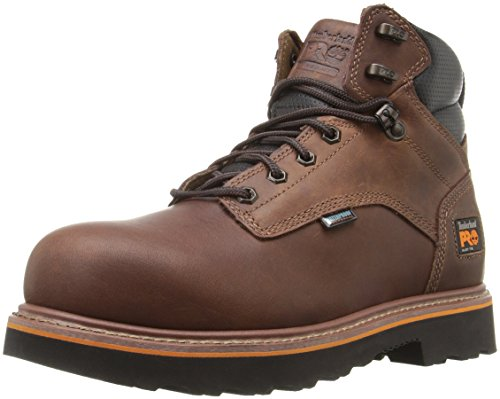Timberland PRO Mens Ascender 6 Alloy Safety Toe Waterproof Industrial and Construction Shoe