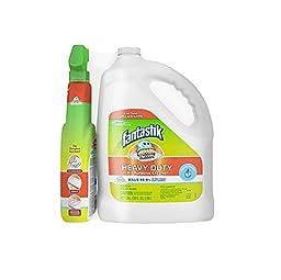 Fantastik 94369 All-Purpose Cleaner, 1 gal Bottle (Pack of 1)