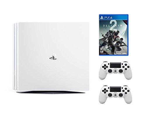 ps4 console white bundle - 5