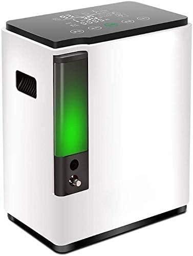 HYLH酸素濃縮器酸素濃縮器、小型家庭用車製酸素噴霧式ポータブル高酸素濃度酸素マシン/-/(カラー、1L、サイズ、フラッグシップ)