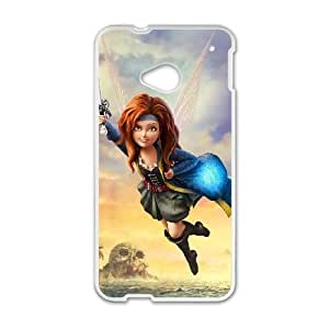 HTC One M7 cell phone cases White Pirate Fairy fashion phone cases JY3490181