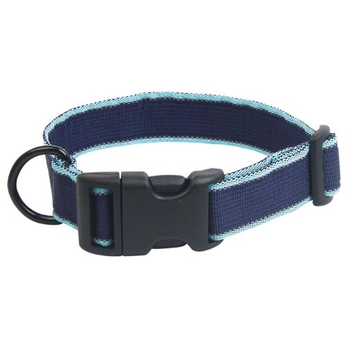 Paww Secret Agent Collar, Large, Blue
