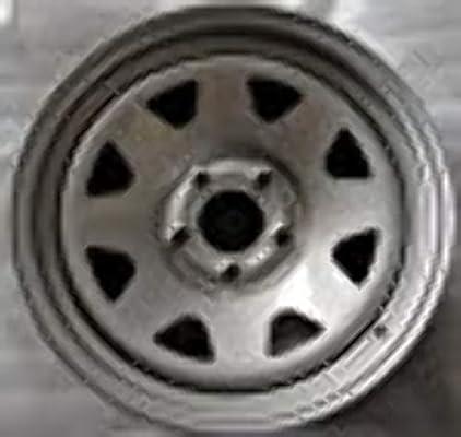 Ford Ranger Bolt Pattern >> Amazon Com 16 Jeep Wrangler Ford Ranger Steel Spoke Wheel 5x4 5