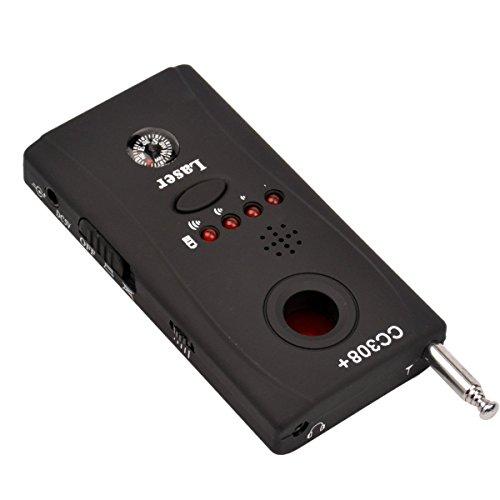 Anti Spy Hidden Camera Wireless RF Signal Detector GSM Voice Bug Device Finder