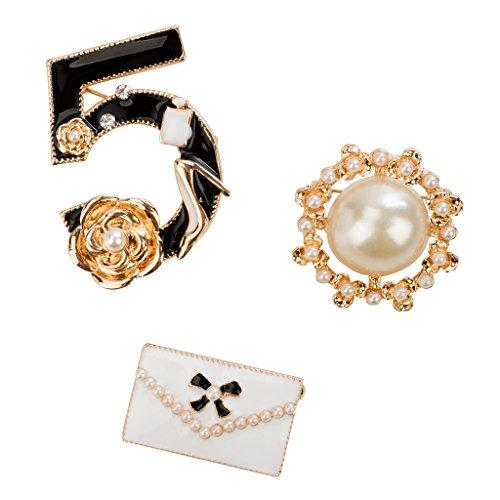 (MISASHA Fashion Celebrity Designer Inspired Gift Set (number 5 set))