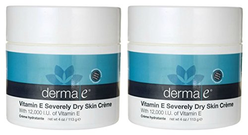 Roomidea Derma e – Vitamin E Severely Dry Skin Cr me Pack 2