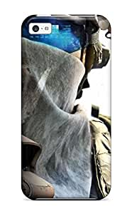 Fashion Protective Soldier Case Cover For Iphone 5c