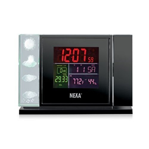 Nexa Kl4883 Wireless In Out Weather Station W  Barometer 63 703