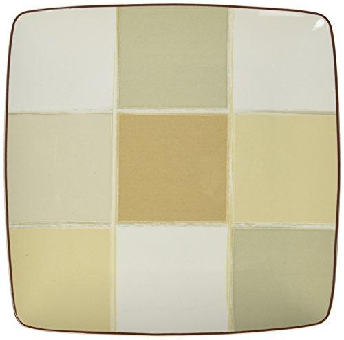 Noritake Mocha Java Square Accent Plate