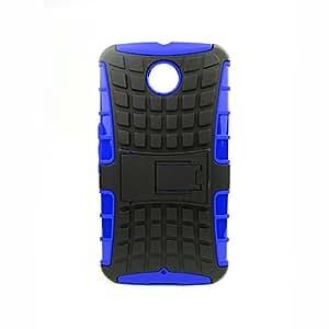 Redneck Caso Tetron para Motorola Nexus 6 - Azul