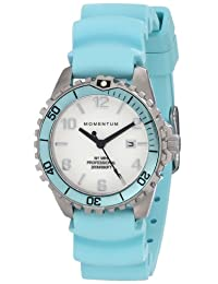 Momentum 1M-DV07WA1A Women's M1 Mini Sport Wrist Watches, White
