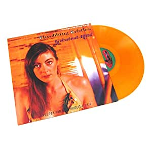 Throbbing Gristle: Throbbing Gristle's Greatest Hits (Colored Vinyl) Vinyl LP