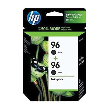 Amazon.com: HP OEM C8767WN (HP96) HP 96 - Cartuchos de tinta ...