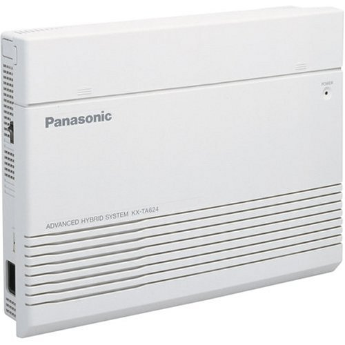Panasonic KX-TA624-5 Advanced Hybrid Analog Telephone System with Caller Id Capability