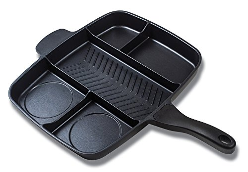 Masterpan 15'' Non-stick Sectional Pan (As seen on TV!) by Masterpan