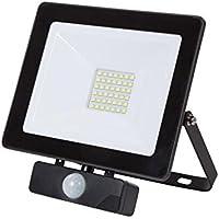 Perel leda6003nw de BP LED–Foco de exterior, 30W