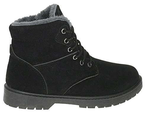 Bootsland Art 363 Winterstiefel Winterschuhe Outdoor Stiefel Herrenstiefel Schuhe Herren