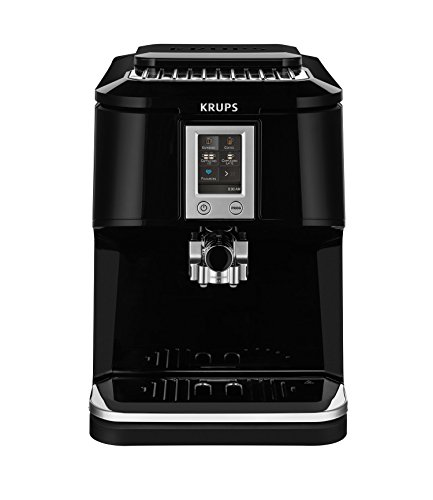 Best savings for Krups EA88 Two-in-One Touch Cappuccino Machine Bundle. Includes Descaler, Frothing Pitcher and Ceramic 13-Piece Espresso Set